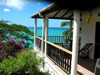 veranda beach house villa in craigston, carriacou